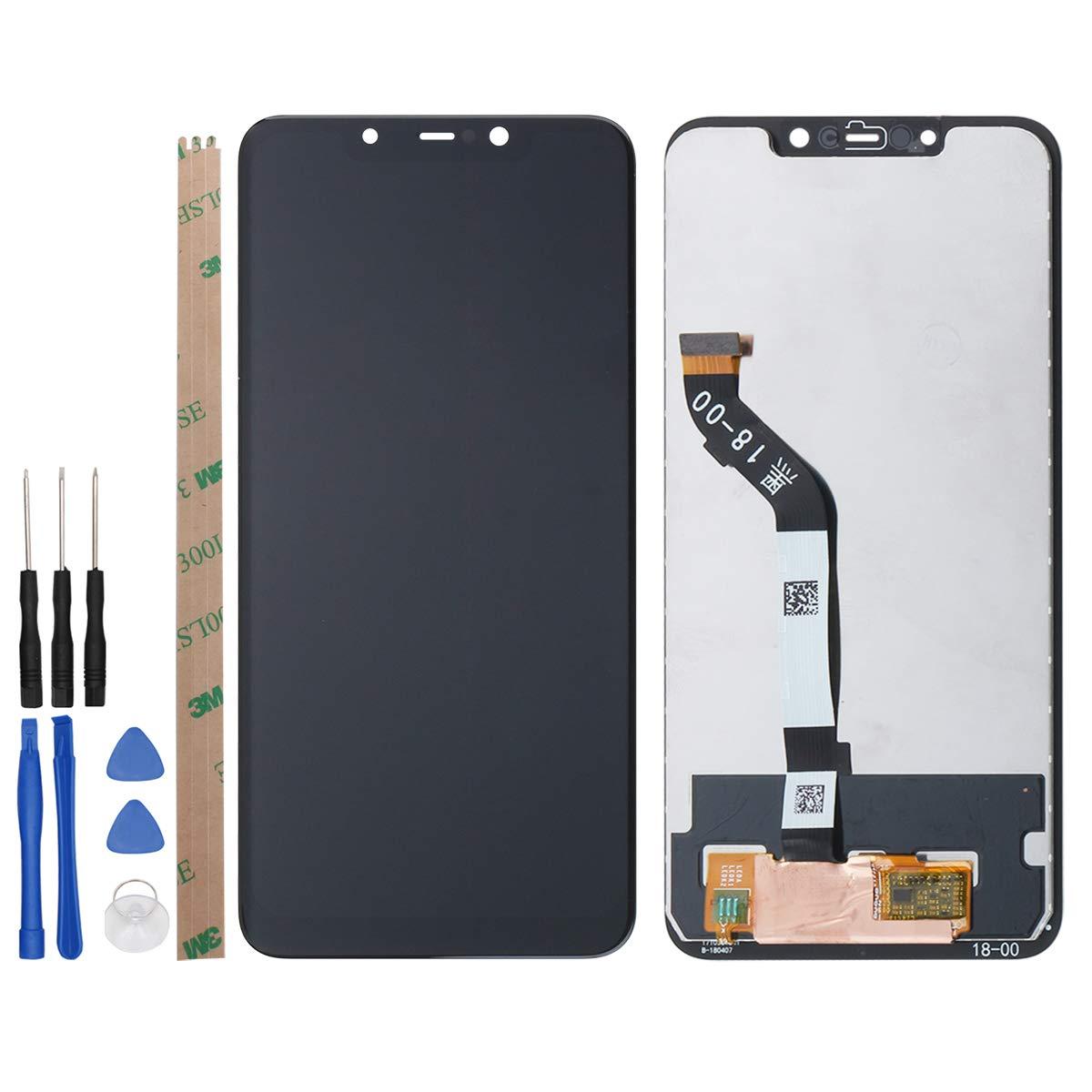 West Dragon - Pantalla táctil LCD para XiaoMi Pocophone F1 (Pantalla LCD, con Herramientas): Amazon.es: Electrónica