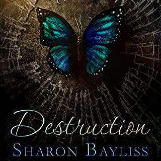 Destruction audiobook cover art
