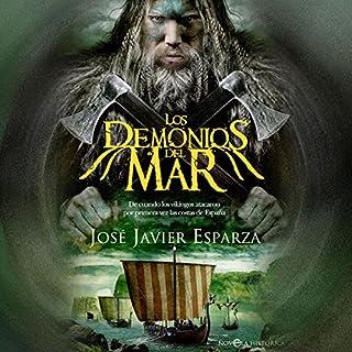 Los demonios del mar [The Demons of the Sea] audiobook cover art