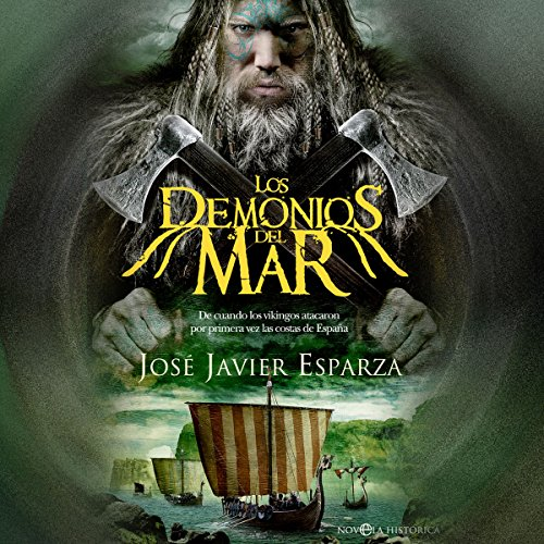 Los demonios del mar [The Demons of the Sea] audiobook cover art