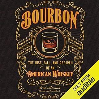 Bourbon audiobook cover art