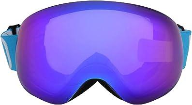 Ademende snowboardbril 10.2 * 4.3In high-end TPU-frame, voor fietsen