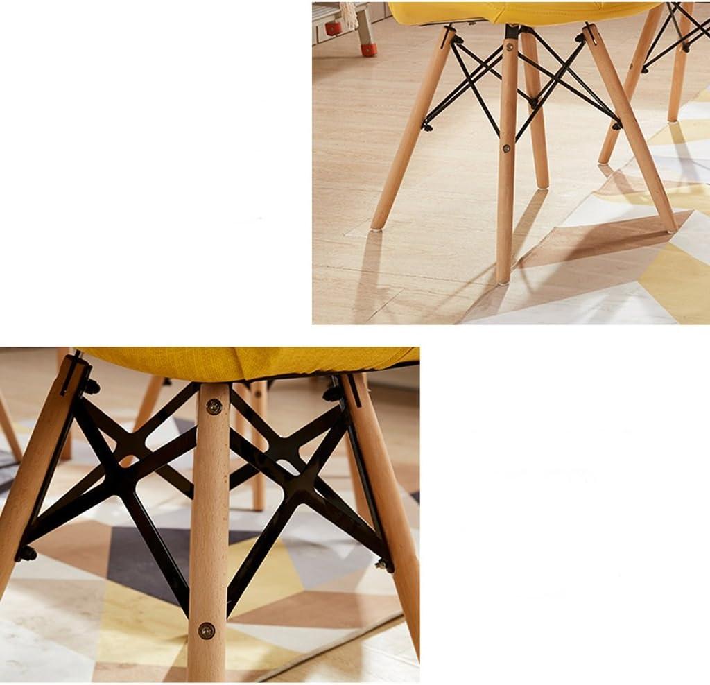 XXT-Chaise de Chaise Tabouret de Maquillage Minimaliste Moderne créative Durable (Color : D) D