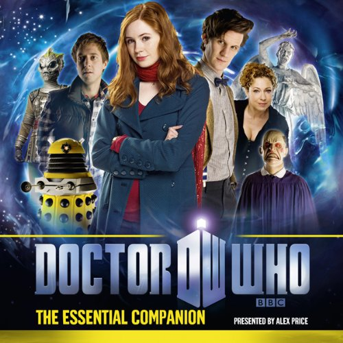 Doctor Who: The Essential Companion audiobook cover art