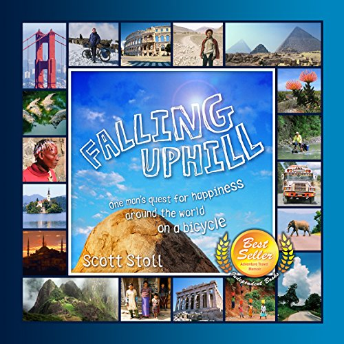 Falling Uphill audiobook cover art