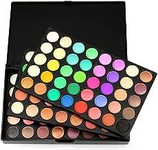 MAYCREATE® Popfeel Makeup Pearly Matte Nude 120 Color Eye Shadow Palette
