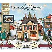 Lang Company 2020 Nelson Stocks スペシャルエディション ウォールカレンダー