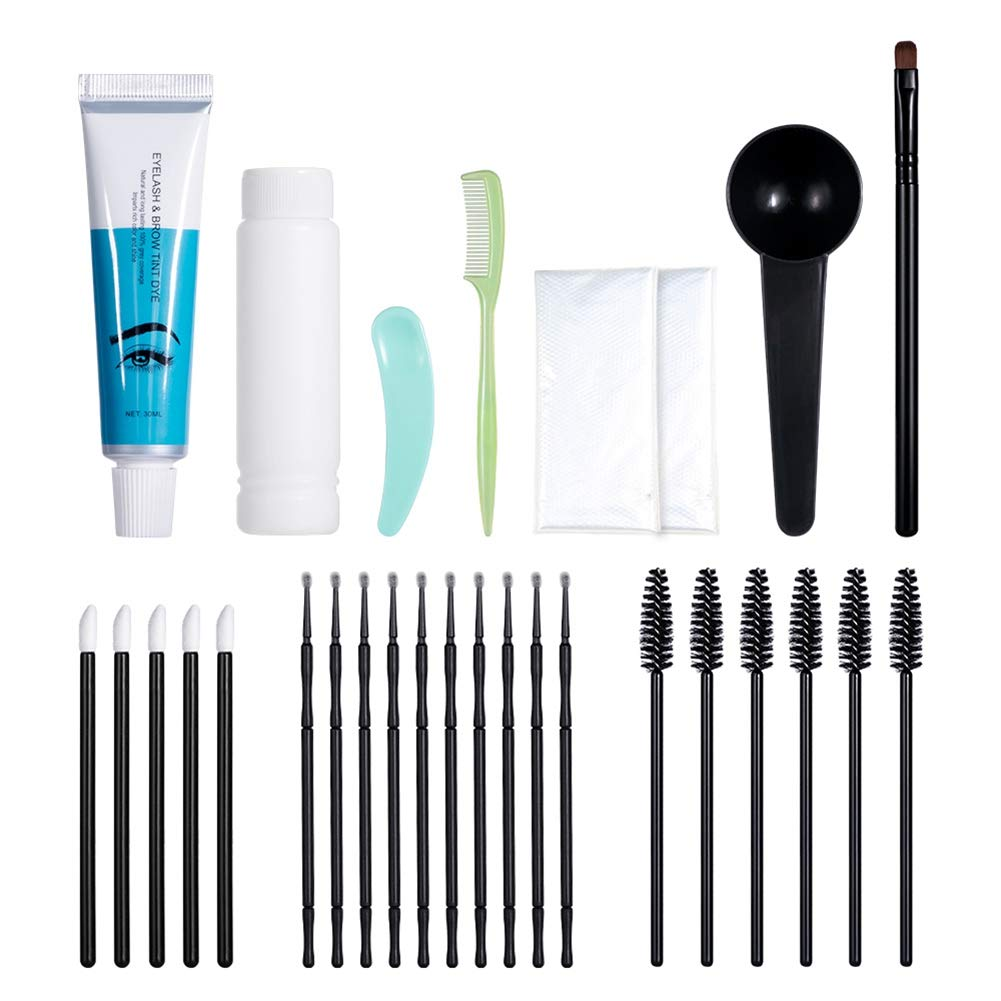 Eyebrow Dye Kit Professional Max 62% OFF Brow Long Tint OFFicial mail order Color Cream