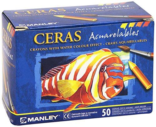 Manley 450 - Ceras, 50 unidades