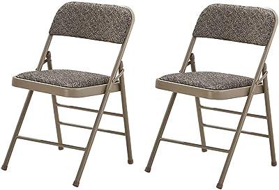 Sedie Pieghevoli Imbottite : Totò piccinni sedie pieghevoli comode di alta qualità in metallo