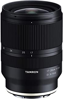 Tamron 17-28mm f/2.8 Di III RXD for Sony Mirrorless Full Frame E Mount (Renewed)