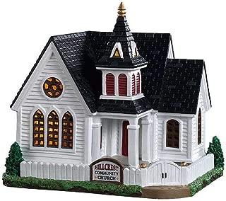 Lemax Village Collection Hillcrest Community Church 95487