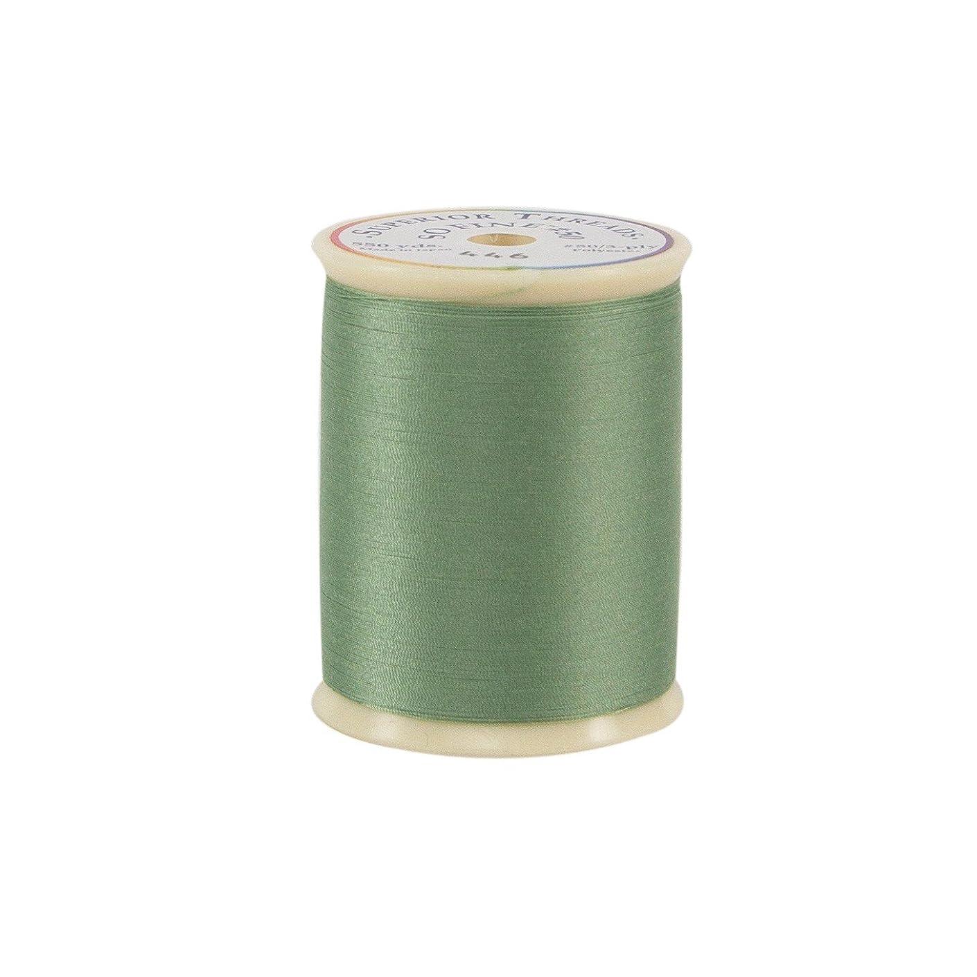 Superior Threads 11601A-446 So Fine Sage Brush 3-Ply 50W Polyester Thread, 550 yd