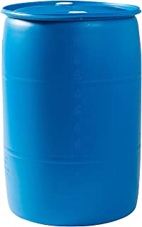 Augason Farms Water Storage Barrel 55-Gallon Drum (Pack of 2)