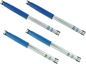 NEW BILSTEIN FRONT & REAR SHOCKS FOR 99-14 FORD F53, GAS PRESSURE SHOCK ABSORBERS, MOTORHOME BASE 1999 2000 2001 2002 2003 2004 2005 2006 2007 2008 2009 2010 2011 2012 2013 2014