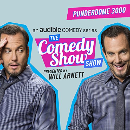 Ep. 4: Punderdome 3000 (The Comedy Show Show) audiobook cover art