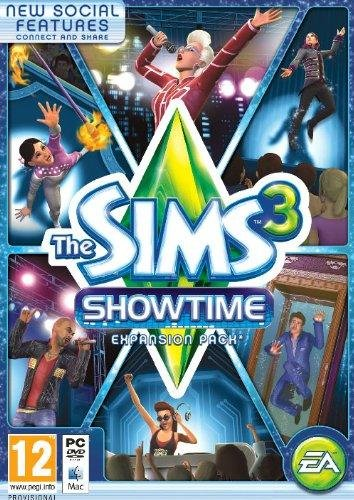 The Sims 3 Showtime Expansion Pack (PC DVD) [UK IMPORT]