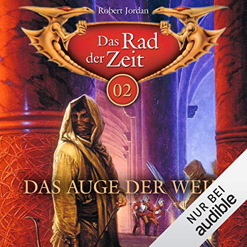 Das Auge der Welt     Das Rad der Zeit 02              By:                                                                                                                                 Robert Jordan                               Narrated by:                                                                                                                                 Helmut Krauss                      Length: 23 hrs and 14 mins     1 rating     Overall 5.0