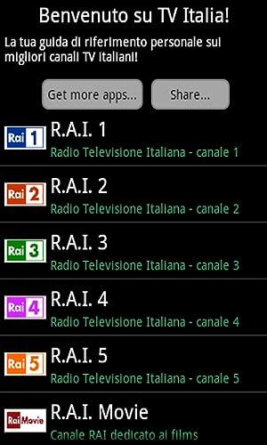 『TV Italia』の2枚目の画像
