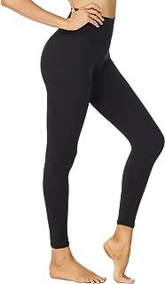 NexiEpoch Leggings for Women - High Waist Soft Tummy Control Stretch Pants for Yoga Workout, Training
