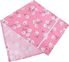 SOLUSTRE Cubierta Antipolvo para Horno Microondas Horno Microondas a Prueba de Polvo Cubierta Superior Decorativa para Horno Capucha Protectora (Rosa)
