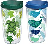 Best Tervis Tumblers - Tervis Turtle and Whale Pattern Tumbler with Wrap Review