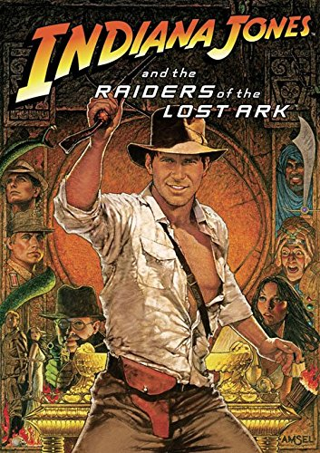 Indiana Jones and the Kingdom of the Crystal Skull Ray Dozen A Lost Arc (Ark) [DVD]