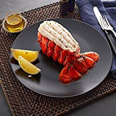 6-7 oz Maine Lobster Tails (4 Tails)
