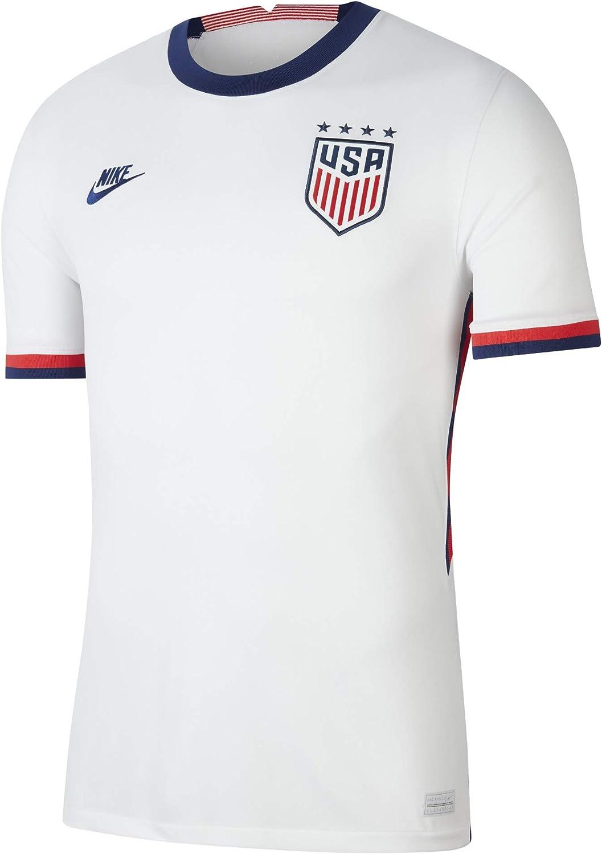 Nike 2020-21 USA Womens Home Jersey (Men's Cut) - White M