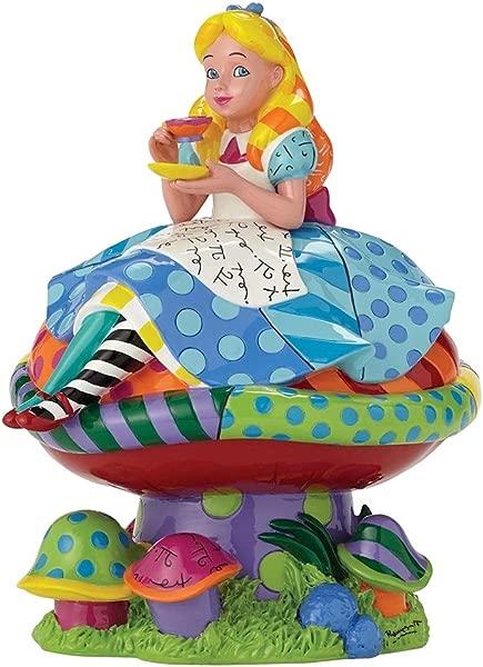 Alice In Wonderland By Romero Britto