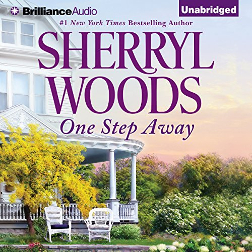 One Step Away audiobook cover art