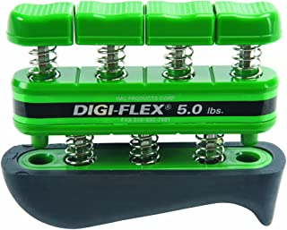 Digi-Flex Green Hand and Finger Exercise System, 5 lbs Resistance