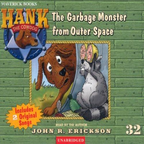 The Case of the Garbage Monster from Outer Space cover art