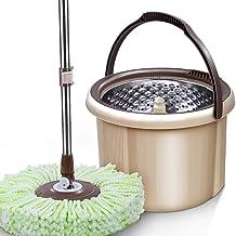 Magic Mop Mop Bucket Rotating Spinning Mop Bucket Rotating Mop Free Manual Mop Artifact Household Mop Wet