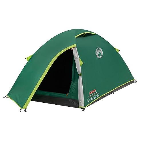 Coleman Tente Kobuk Valley tente de camping, toile  avec Technologie BlackOut Bedroom, tente festival, tente dôme ultra légère,, 100% imperméable