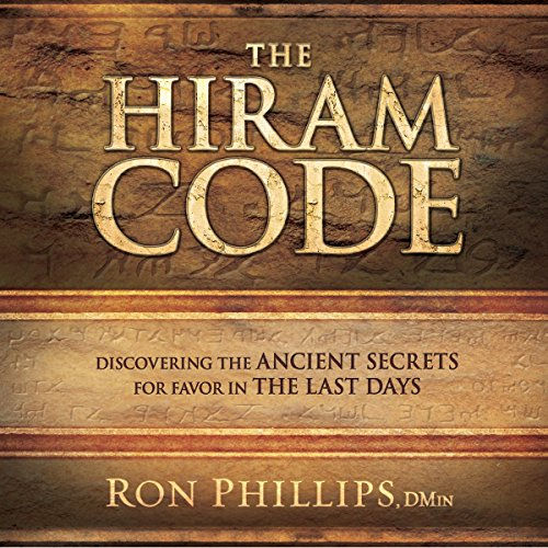 The Hiram Code audiobook cover art