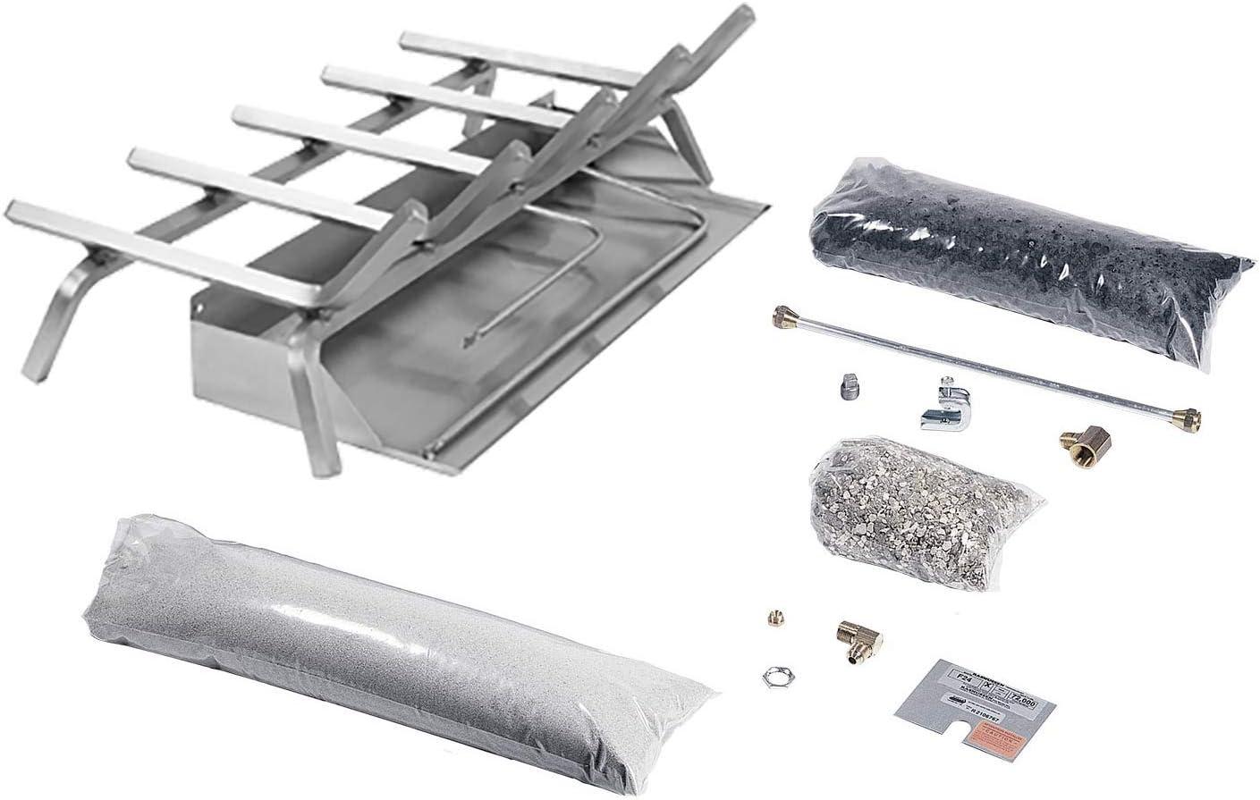 Rasmussen Flaming Spasm price Ember Xtra Stainless Ki Steel Grate Weekly update Burner and