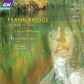 Bridge: The Music for Viola