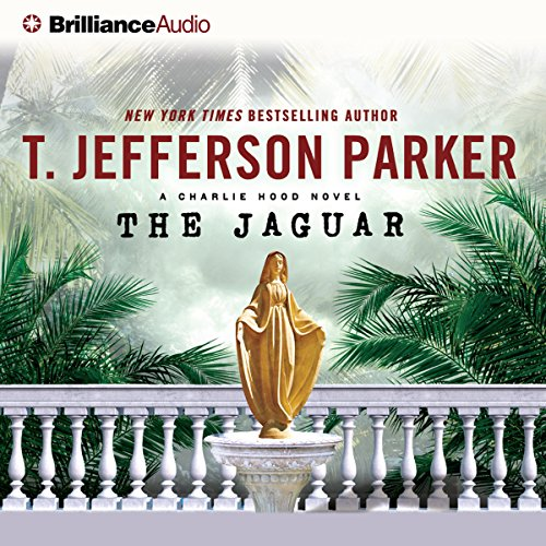 The Jaguar audiobook cover art
