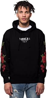 Rosebed Hoodie - Black - - Mens - Fleece - Hoodies -