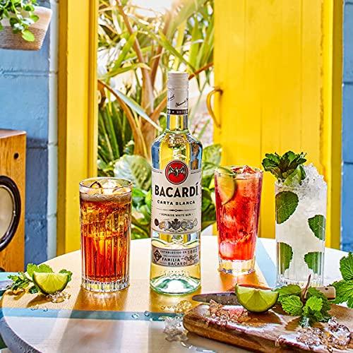 Rum online kaufen: Bacardi Carta Blanca - 3