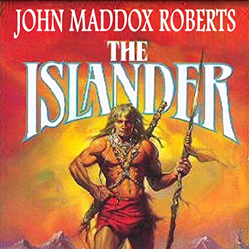 The Islander audiobook cover art