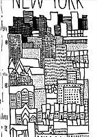 igsticker ポスター ウォールステッカー シール式ステッカー 飾り 420×594㎜ A2 写真 フォト 壁 インテリア おしゃれ 剥がせる wall sticker poster 014199 ニューヨーク 風景