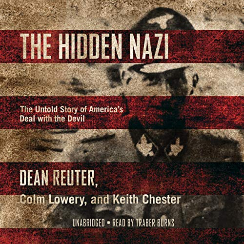 The Hidden Nazi cover art