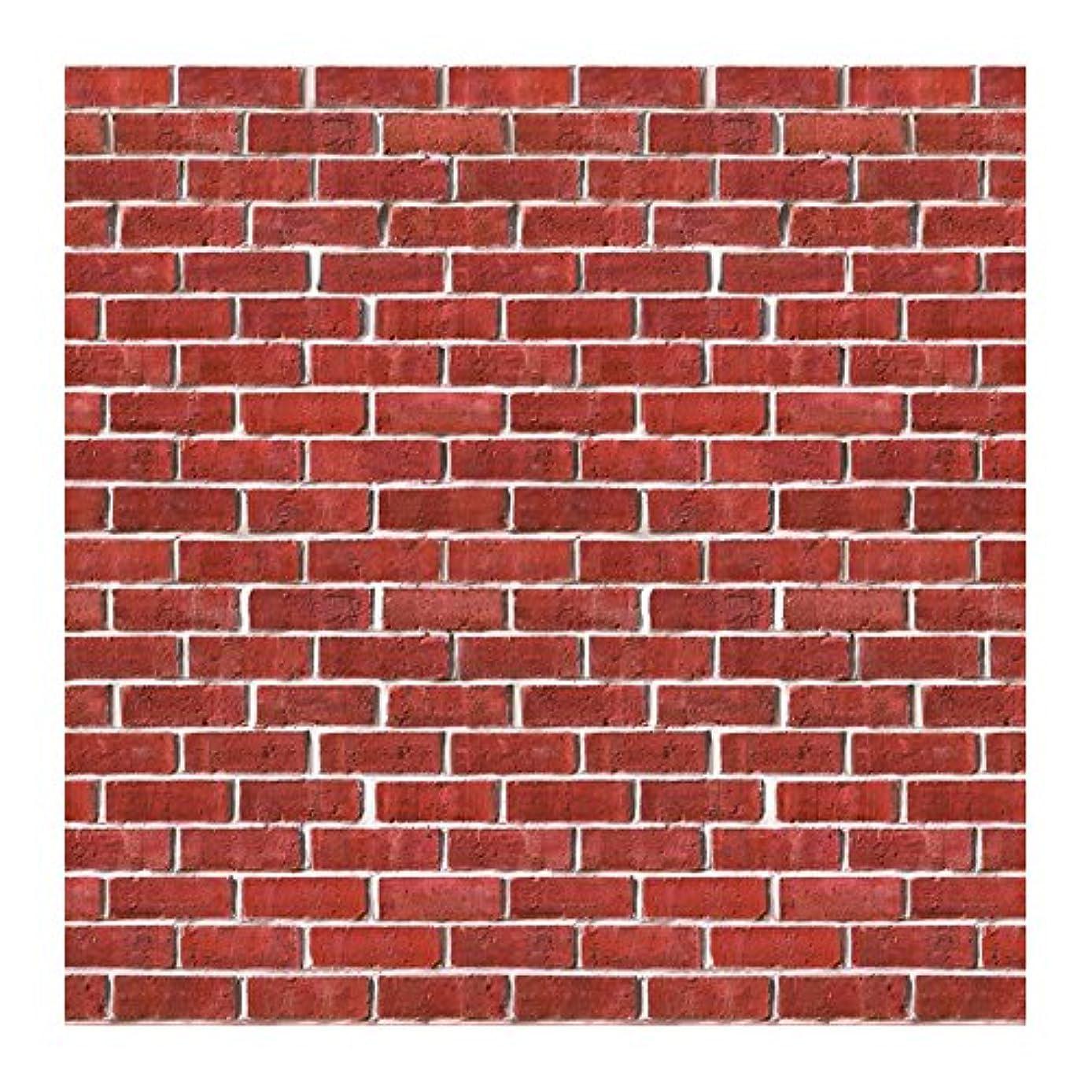 Brick Wall Backdrop 4ft. x 30ft. Pkg/6