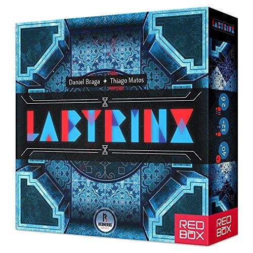Redbox Labyrinx