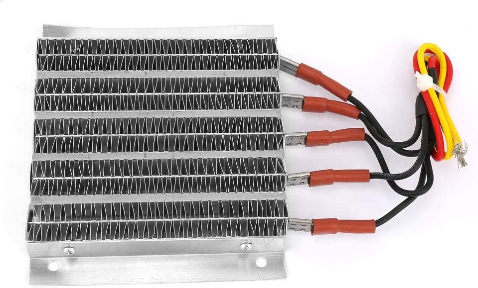 No Direct sale of manufacturer Fire Ripple Heater Branded goods PTC Generator for He Steam Heating