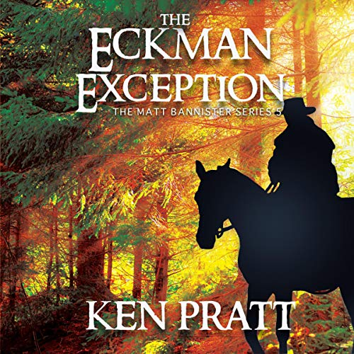 The Eckman Exception audiobook cover art