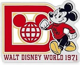 Disney Walt World 1971 Mickey Mouse Auto Car Magnet