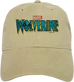 CafePress Wolverine Logo Baseball Cap
